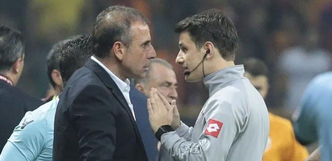 Abdullah Avcı'dan maç sonu olay sözler!