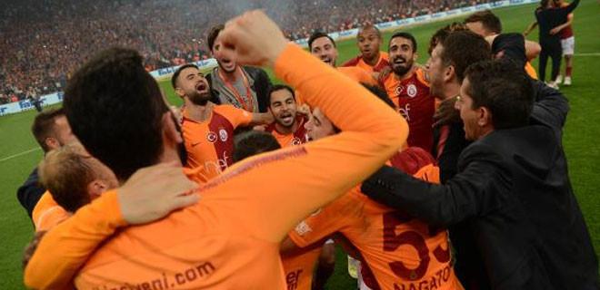 Galatasaray sahasında rekor kırdı!