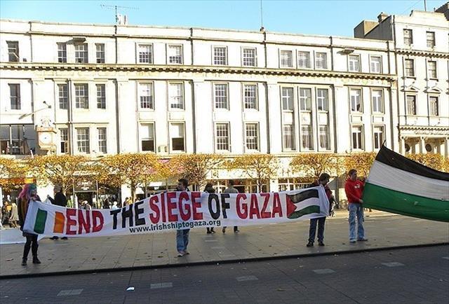 Filistin önergesi kabul edildi