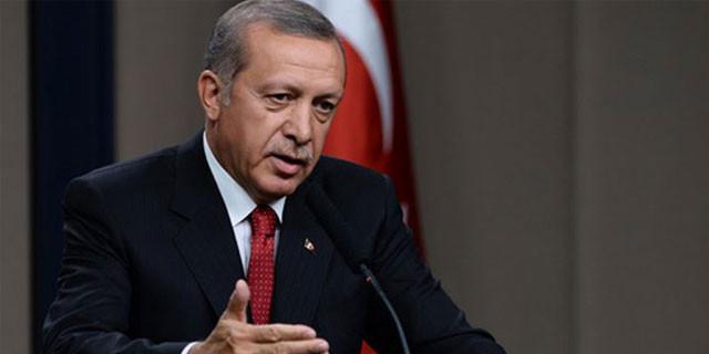 Erdoğan: AB ve ABD'nin derdi petrol