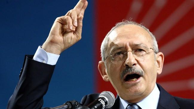 Kılıçdaroğlu: Bu çok tehlikeli bir süreç
