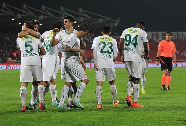 Bursaspor gol yağdırdı