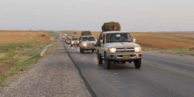 Kobani'de şaşırtan gelişme!