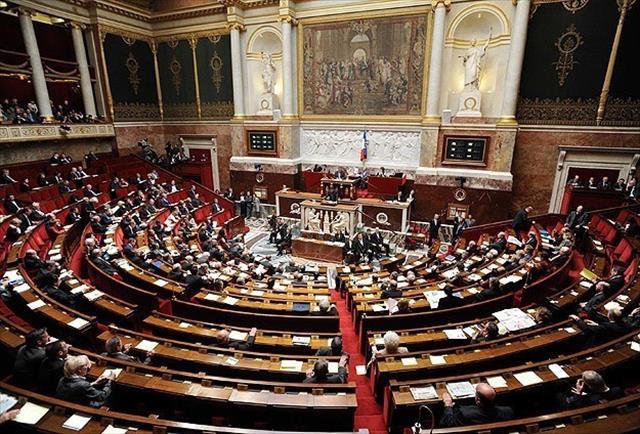 Filistin tasarısı Fransa meclisinde
