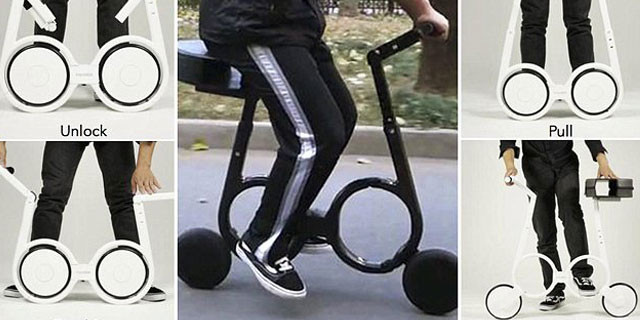 Yok böyle bisiklet!