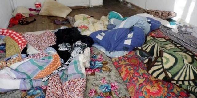5 çocuk soba zehirlenmesinden öldü