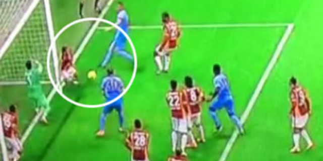 Hem penaltı hem gol!