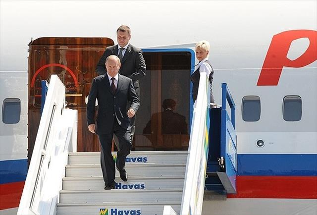 Putin Türkiye'ye gelecek
