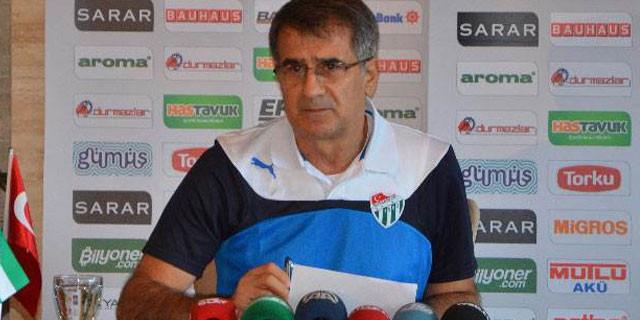 Şenol Güneş: Hem biz hem Fenerbahçe...