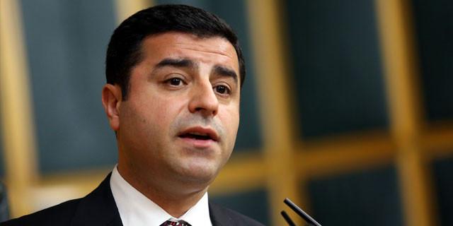Demirtaş açıkladı: PKK o tarihte silah bırakabilir
