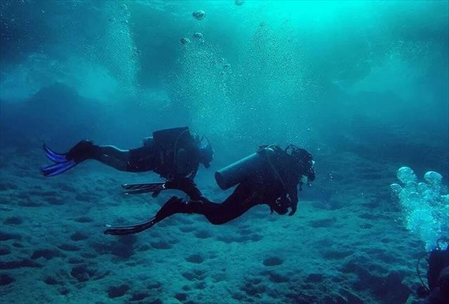 Van Gölü'nün derinliklerinde keşif