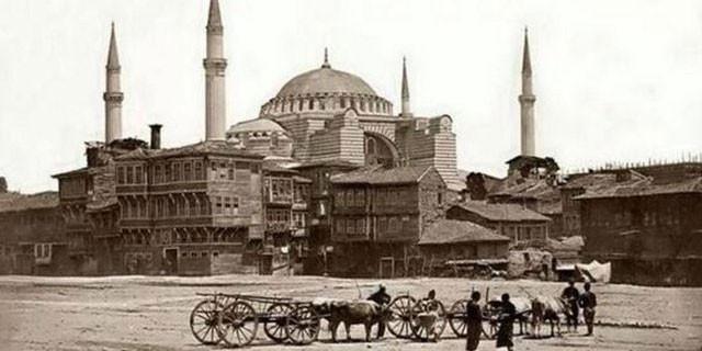 İstanbul'un bu halini hiç görmediniz!