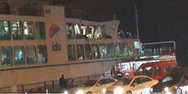 Deniz'de can pazarı: Kargo gemisiyle çarpıştı!