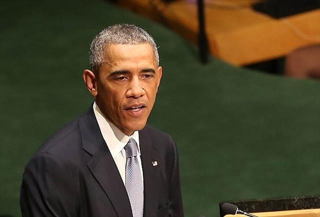 Obama Sisi'ye kaygılarını bildirdi