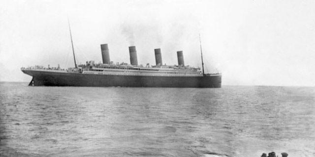 Titanik'ten kurtulan Türkler