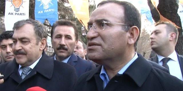 Adalet Bakanı: Gülen'e kırmızı bülten...