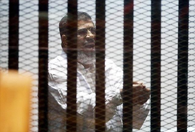 Mursi Mansur'un yargılanmasını istedi
