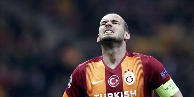 Sneijder için çılgın rakam!