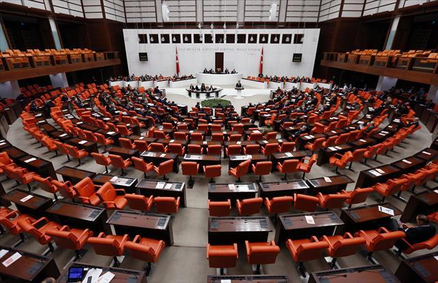 Türkiye'nin 2015 yılı bütçesi kabul edildi