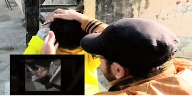 Dünya onu konuşuyor! IŞİD'den kaçabilmek için...