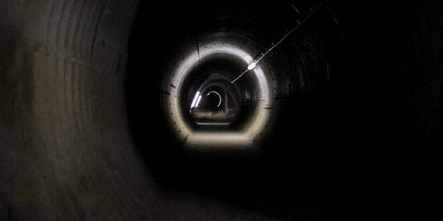 Hitler'in gizemli tüneli!