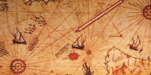 O haritanın sırrı çözüldü