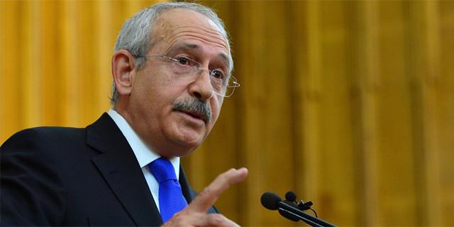 Kılıçdaroğlu'ndan Davutoğlu'na ağır sözler