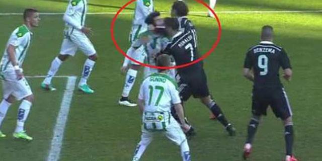 Cristiano Ronaldo'nun cezası açıklandı
