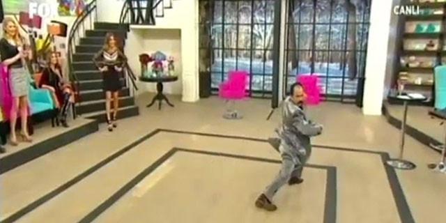 Çılgınca dans etti Esra Erol dağıldı!