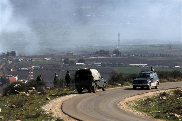 İsrail sınırdaki asker sayısını artırıyor