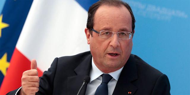 Hollande'den Türkiye'ye çağrı