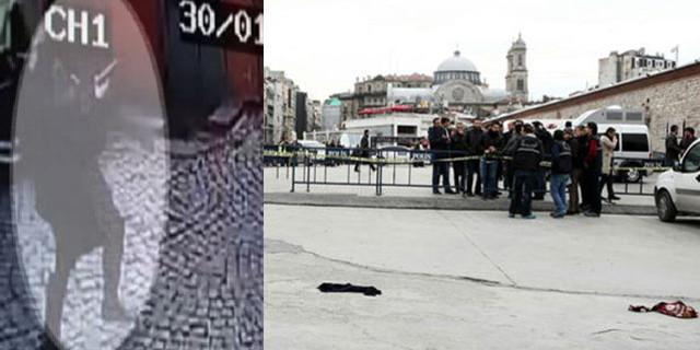 Taksim saldırganı belli oldu
