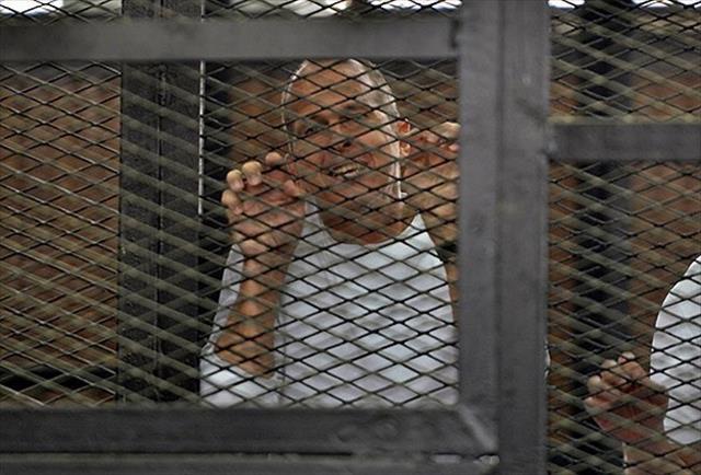 Mısır'da tutuklu El Cezire muhabiri serbest bırakıldı
