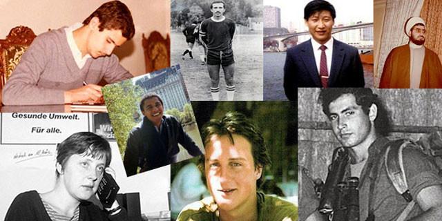 Liderler 20'li yaşlarında ne yapıyordu?