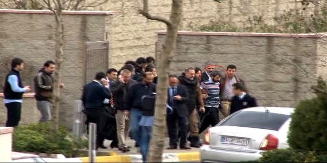 İstanbul Başkonsoluğu'nda intihar saldırısı paniği