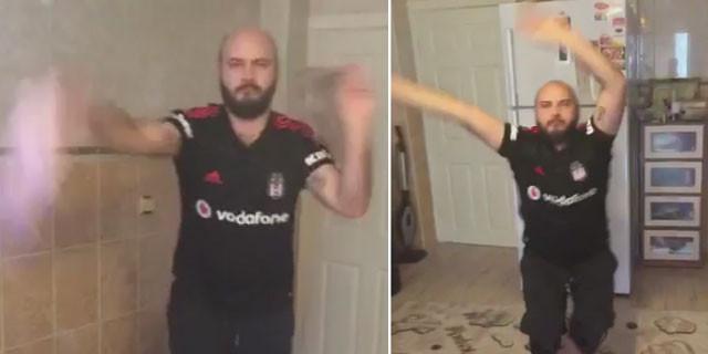 Beşiktaş kazanınca ben!