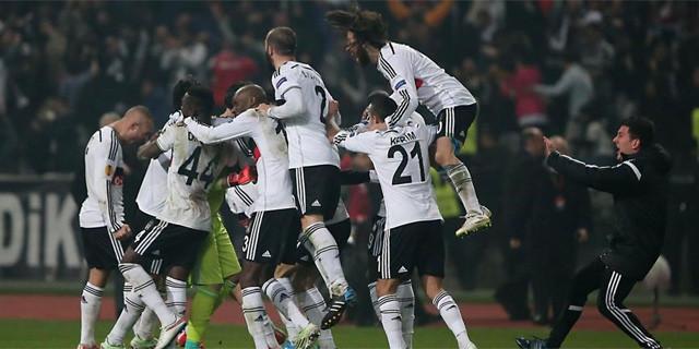 İşte Beşiktaş'ın kupadaki rakibi