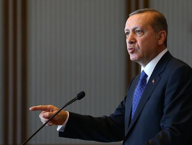 Cumhurbaşkanı Erdoğan'dan program iptali