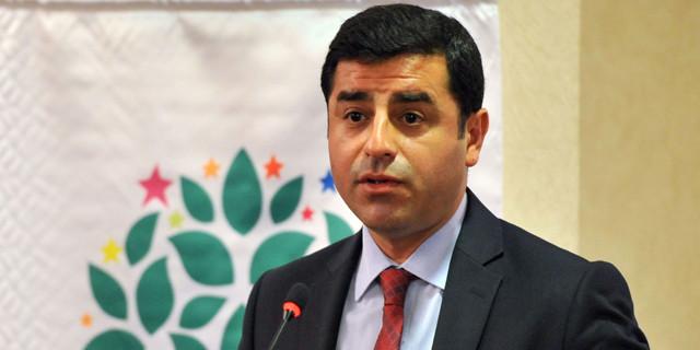 Demirtaş'a hükümetten jet tepki!