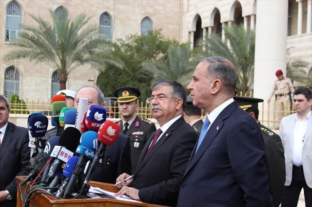 Türkiye, Irak'a desteğe hazır