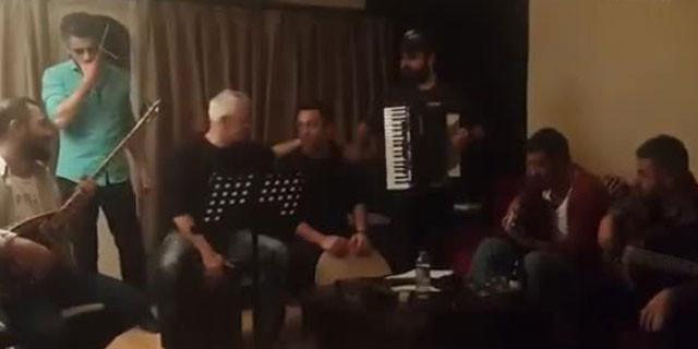 Ünlü isimlerden Beşiktaş'a bir video da 112. yıl bestesi