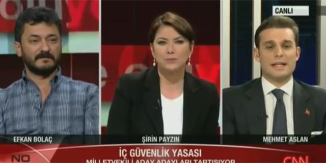 CNNTTürk'te şoke eden açıklama