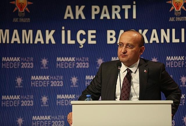 'Erdoğan ve AK Parti'ye duyulan güvenin neticesidir'