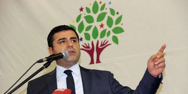 Arınç HDP'nin oy oranını açıkladı