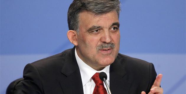 11. Cumhurbaşkanı Gül'den flaş sözler