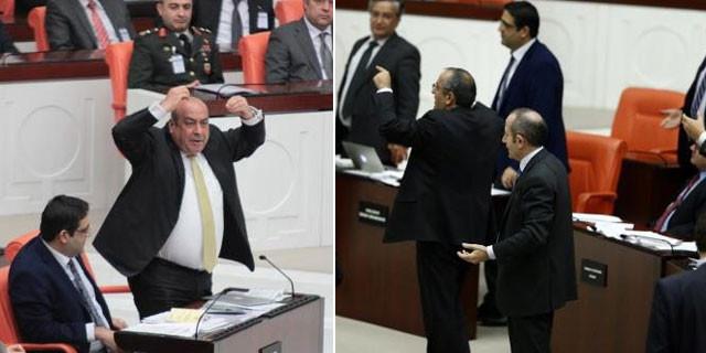 CHP'nin önergesini AK Parti grubu yanlışlıkla kabul edince tartışma çıktı