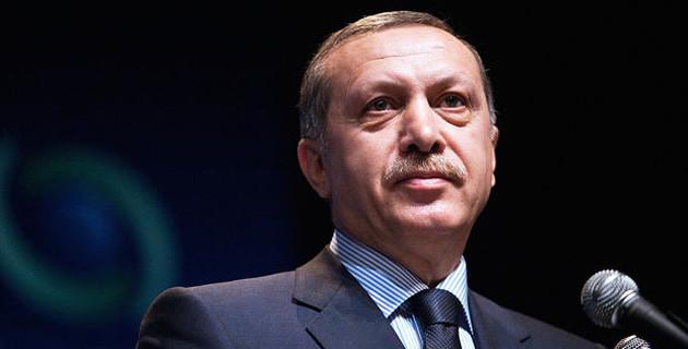 Erdoğan'ın konuşmasını bölen slogan