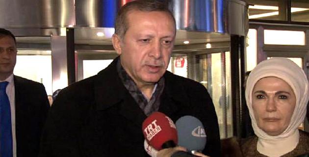 Cumhurbaşkanı Erdoğan'ın gözlerini yaşartan film