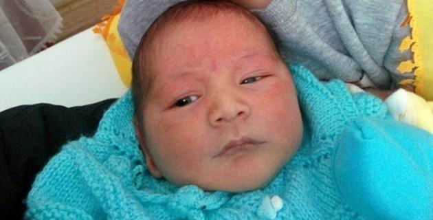 15 günlük bebek kusmuğunda boğuldu