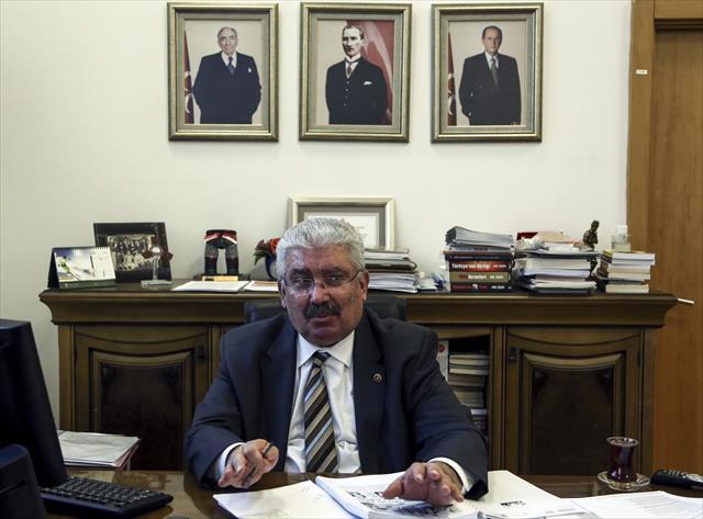 'MHP ittifak yapmayacak'